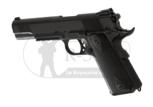 M1911 Tactical Full Métal GBB 'WE'