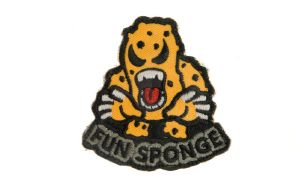 Ecusson/Patch, 'MSM', Fun Sponge (Full Color)