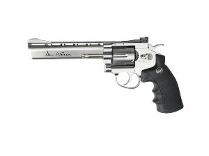 "Revolver GNB Dan Wesson 6"" chromé 'ASG' Version 1J"
